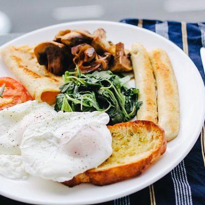 Child Nutrition Breakfast