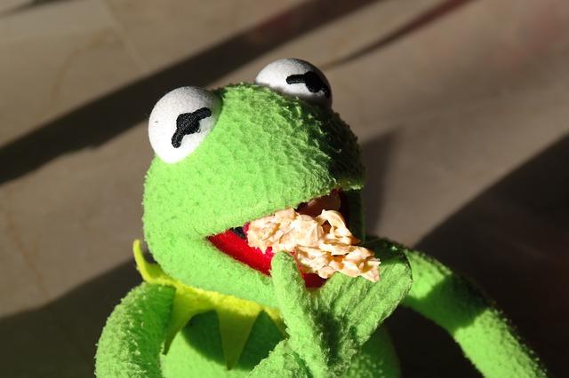 Kermit Cereal